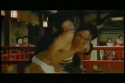 鳥越まり ★大奥十八景 全裸ヌード濡れ場動画 - 鳥越まり