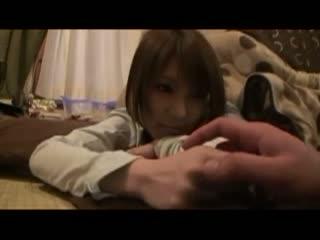 【相澤リナ】巨乳彼女と部屋のなかでイチャイチャ、ハメ撮りだYO!